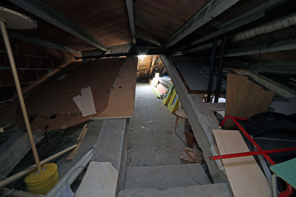 Attic Cleanouts image BumbleJunk Junk Removal baltimore