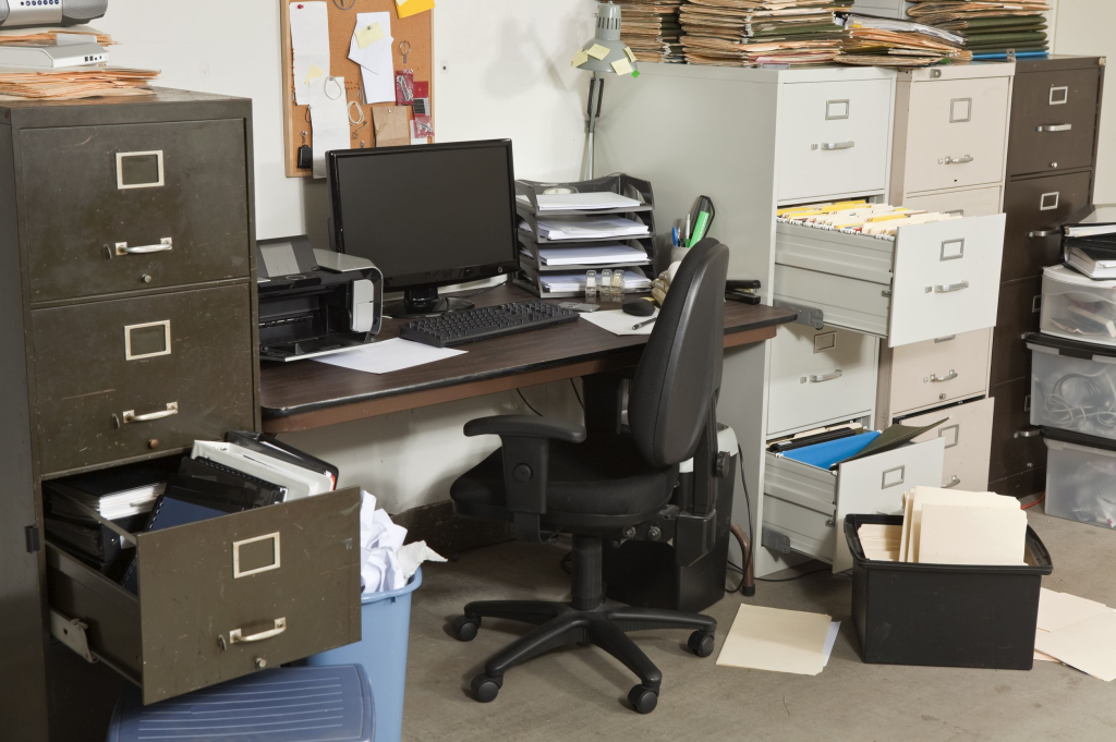 Office-Cleanout-junk-removal-baltimore-BumbleJunk